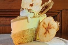 Apfel-Ingwer-Torte