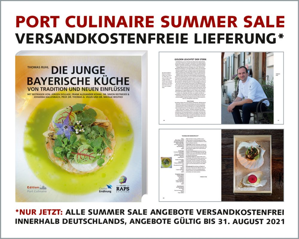 Die junge bayerische Küche